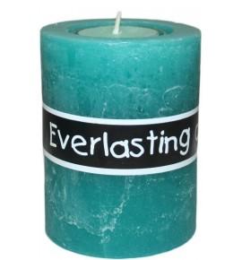 EVERLASTING 80/100 TURKUS - świeca na podgrzewacze
