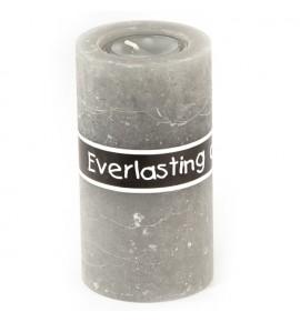 EVERLASTING 80/140 SZARY - świeca na podgrzewacze