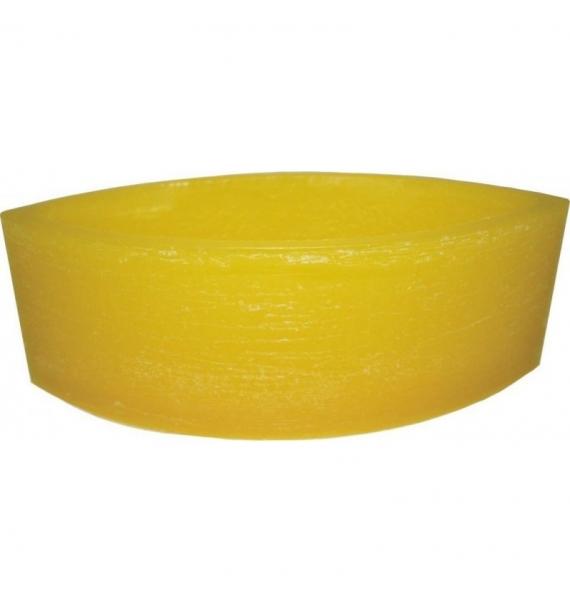 Łezka Żółta - lampion parafinowy