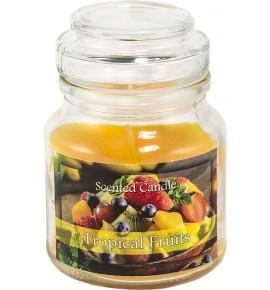 Tropical Fruit - świeca zapachowa w słoiczku