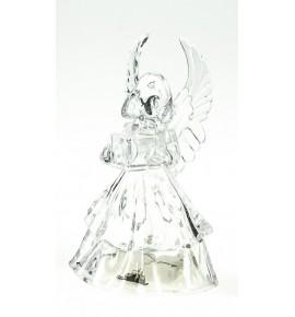 Anioł - figurka z podświetleniem LED