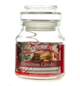 Christmas Candy - świeca zapachowa w słoiczku