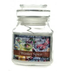Winter Spice - świeca zapachowa w słoiczku