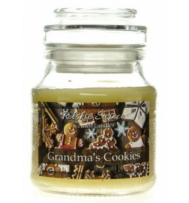 Grandma's Cookies - świeca zapachowa w słoiczku