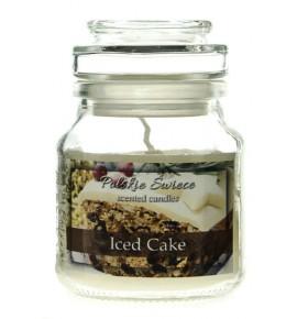 Iced Cake - świeca zapachowa w słoiczku