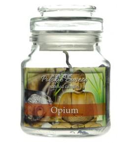 Opium - świeca zapachowa w słoiczku
