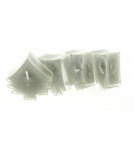 Choinka Winter Spice 4szt. - podgrzewacze kształty zapachowe