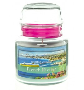 French Riviera - świeca zapachowa w średnim słoju 430g