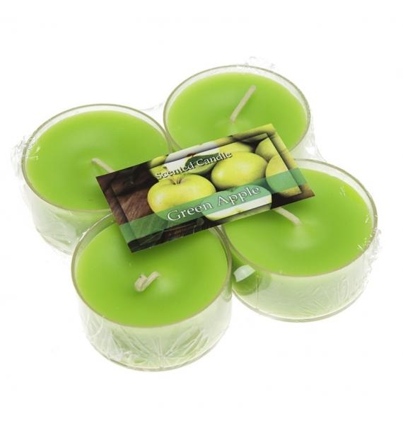 Green Apple - ZIELONE JABŁKO  MAXI 4szt. - podgrzewacze zapachowe