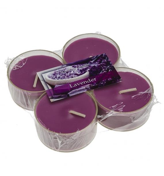 Lavender - LAWENDA  MAXI 4szt. - podgrzewacze zapachowe