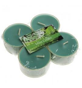 Mint Cream - KREM MIĘTOWY  MAXI 4szt. - podgrzewacze zapachowe