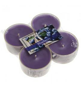 Blueberry - JAGODA  MAXI 4szt. - podgrzewacze zapachowe