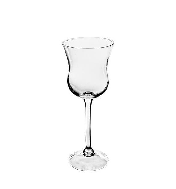 Świecznik 1801 H-25 - świecznik szklany