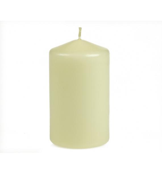 WALEC 60/100 ECRU - świeca klasyczna