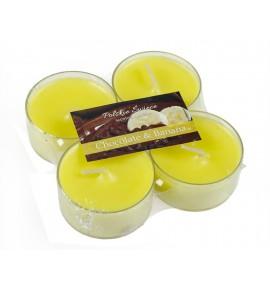 Chocolate Banana - BANANY W CZEKOLADZIE  MAXI 4szt. - podgrzewacze zapachowe