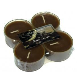 Czarna kawa - BLACK COFFEE 4szt. - podgrzewacze zapachowe