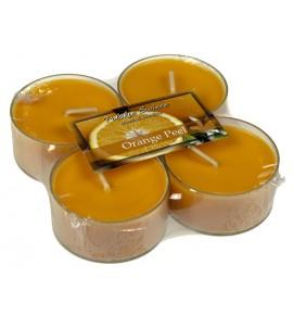 Pomarańcza - ORANGE PEEL 4szt. - podgrzewacze zapachowe