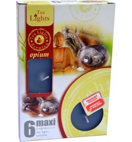 OPIUM 6szt. - MAXI podgrzewacze zapachowe