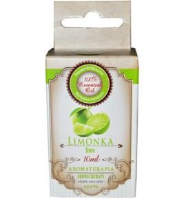 LIME 10ml - olejek naturalny