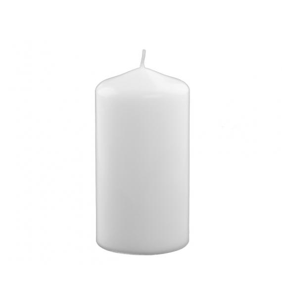 WALEC 80/150 BIAŁA - świeca klasyczna