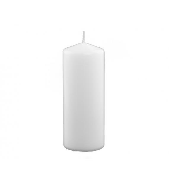 WALEC 60/150 BIAŁY - świeca klasyczna