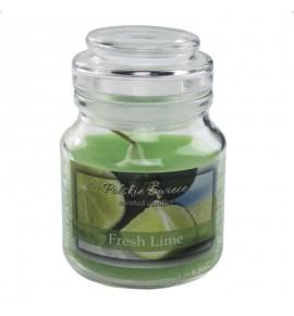 Fresh Lime - świeca zapachowa w słoiczku