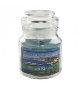 French Riviera - świeca zapachowa w słoiczku