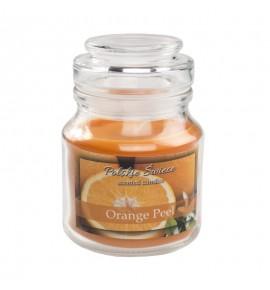 Orange Peel - świeca zapachowa w słoiczku