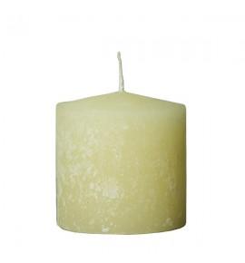 RUSTIC 100/100 ECRU - świeca bezzapachowa
