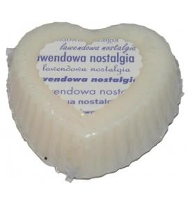 LAWENDOWA NOSTALGIA - wosk SOJOWY zapachowy