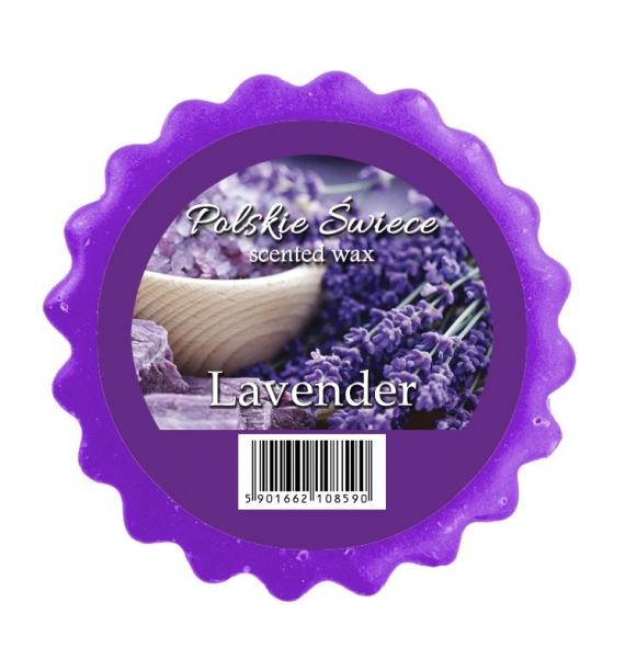LAVENDER - wosk zapachowy