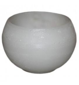 Kula D140 Biały - lampion parafinowy