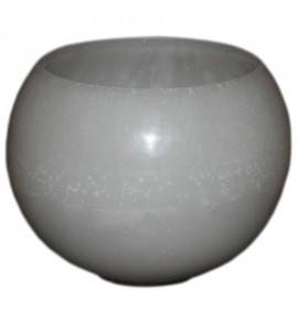 Kula D160 Biała - lampion parafinowy
