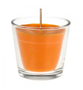 Orange H-65 - świeca zapachowa w szkle
