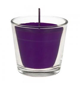 Lilac H-65 - świeca zapachowa w szkle