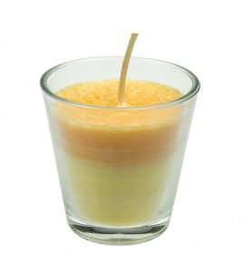 Orange H-65 - STEARYNOWA świeca zapachowa