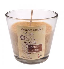 Cocoa Butter H-80 - STEARYNOWA świeca zapachowa