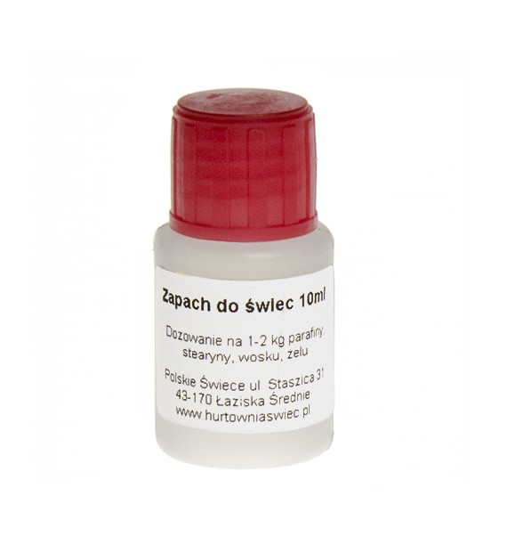 ZAPACH DO ŚWIECE ORCHIDEA 10 ml
