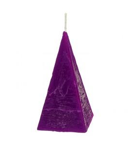 Lilac Flower - BEZ - piramida 60/60/120 rustic zapachowa