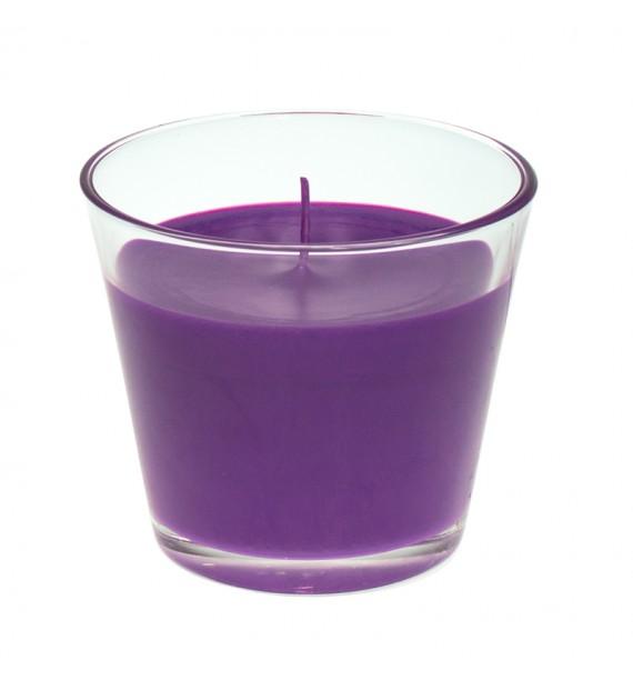 Lilac H-100 - świeca zapachowa w szkle