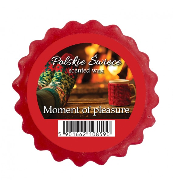 MOMENT OF PLEASURE - wosk zapachowy