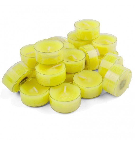 Mango & Banana 21szt. - podgrzewacze zapachowe w plastiku