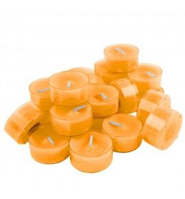 Orange & Vanilla 21szt. - podgrzewacze zapachowe w plastiku
