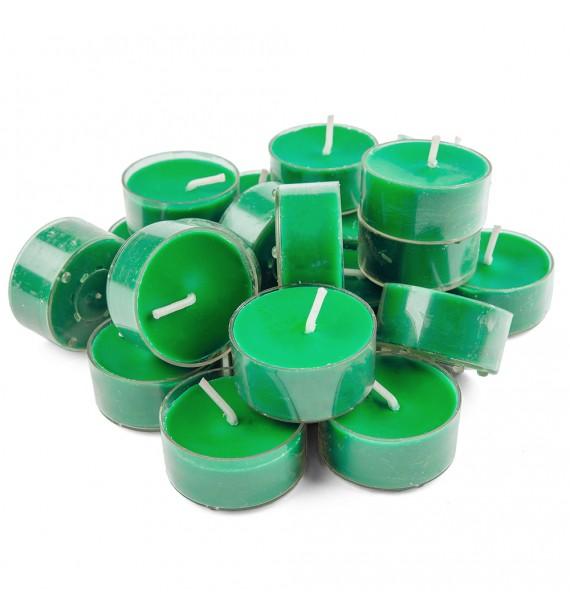 Green Tea 21szt. - podgrzewacze zapachowe w plastiku