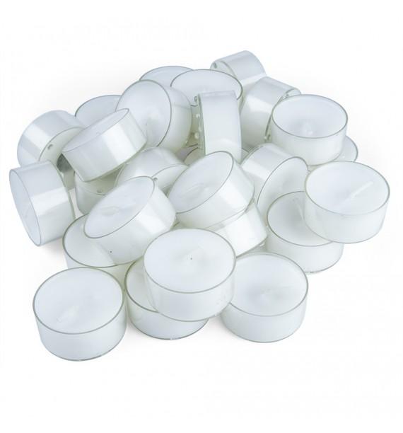 White Jasmine 21szt. - podgrzewacze zapachowe w plastiku