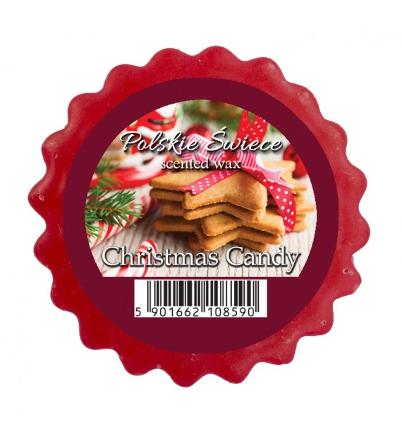 CHRISTMAS CANDY - wosk zapachowy