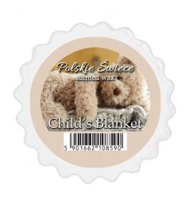 CHILD'S BLANKET - wosk zapachowy