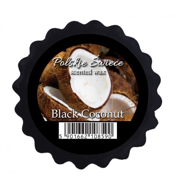 BLACK COCONUT - wosk zapachowy