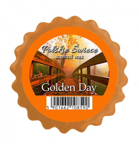 GOLDEN DAY - wosk zapachowy