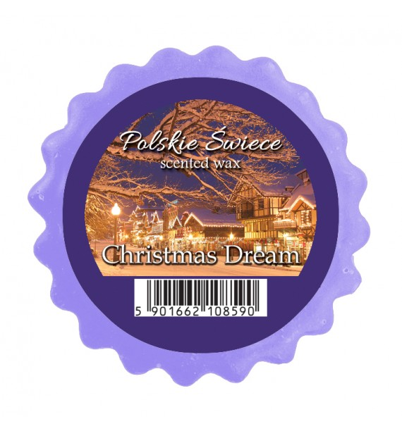 CHRISTMAS DREAM - wosk zapachowy